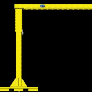 ¼ Ton Cranes