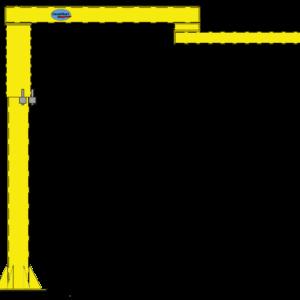 ½ Ton Cranes